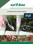 Landscape Drip Conversion Guide