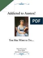 Jane Austen Read a Likes