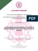 Los Programas de Fidelización