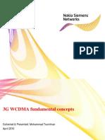 1- 3G WCDMA Fundamentals