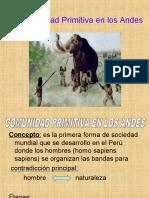 Comunidad en El Peru (Plana de Historia)