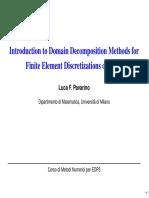 DD Methods Background