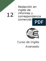 Tema 12_Redacción de Informes y Correspondencia Comercial