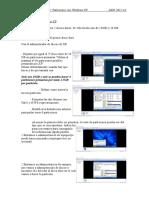 UT2 Actividad 1 Particiones Con WinXP