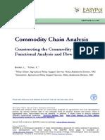Commodity Chain Analysis