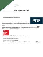 Stress Analysis of Pipin..