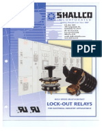 Lock-out Relay - Shallco