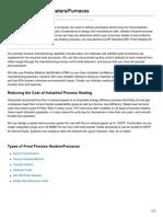 Petro-Tech's Process Heaters