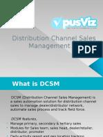 DCSM Overview
