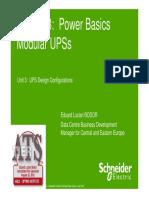 03. UPS-uri Modulare