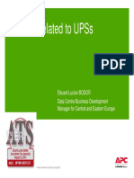 04. Services for UPSs