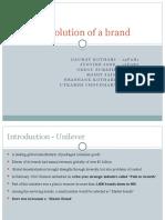 Dove - Brand Management