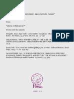 Quem Seduz Quem - 18.06.2016
