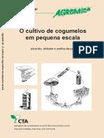 Agrodok-40-o Cultivo de Cogumelos Em Pequena Escala