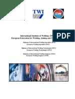 Iiw Brochure 2016 - Iws Iwt Iwe