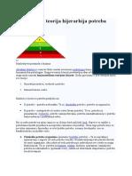 Maslowljeva teorija hijerarhija potreba.docx