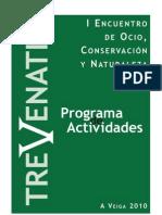 Programa Trevenatio Provisional