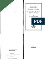Gestalt Psychology - Wolfgang Kohler.pdf