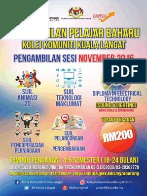 Kolej Komuniti Kuala Langat