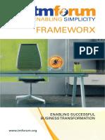 Frame Wor x Brochure Web