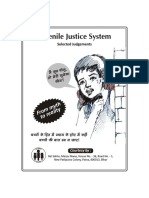 Juvenile Justice System - Selected Judgments | from Myth to reality