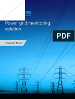 Power Grid monitoring