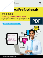 JAVA WalkInDrive 19Dec2015