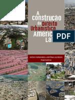 Construccion de Derecho Urbanistico en America Latina