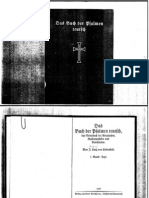 Liebenfels Joerg Lanz Von - Das Buch Der Psalmen Teutsch (1926, 101 Doppels., Scan, Fraktur)