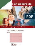 animales en peligro de extinción meio ambiente.pptx