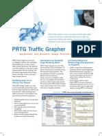 PRTG Traffic Monitor