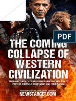 ADAMS the Coming Collapse of Western Civilization Sept 2016