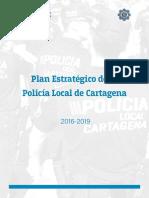 Plan Estrategico de La Policia Local