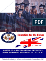 Master Medical Aesthetics Dermopharmacy