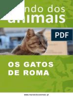 Os Gatos de Roma