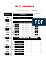 D&D 5.0 Total Automatica(Pt-BR)