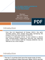 The prospect of wind energy generation and storage system in the Philippines..ppt