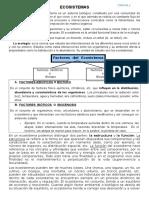 ECOSISTEMAS - 6to 1ria