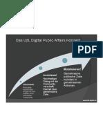 UdL Digital Public Affairs Konzept