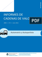 SSPE Cadenas de Valor Automotriz