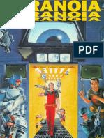 Paranóia - Classico RPG