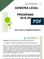 Presentación Legal Cuestionario