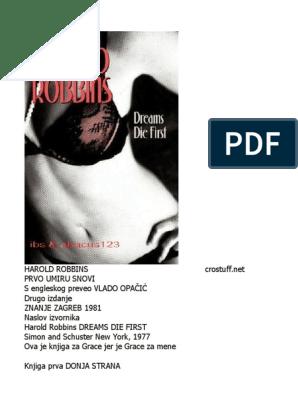 Harold Robbins - Prvo umiru snovi pdf