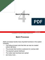 99 Batch Processing