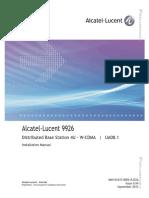 3MN-01637-0002-RJZZA [Alcatel-Lucent 9926 Distributed Base Station 4U - ...