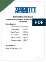 New b Law Report