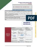 SGIst0022_Manejo de Productos Quimicos_v05