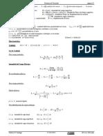 Resumen de Fórmulas de Medios de Enlaces