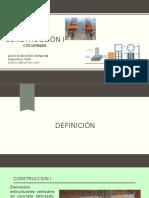 CONSTRUCCION 11. COLUMNAS