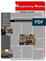 Manufacturing Matters Volume 3 Issue 3
